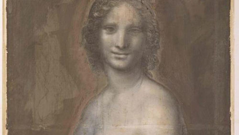 'La Gioconda Desnuda' o 'Monna Vanna'