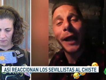 El sevillismo, indignado con Joaquín