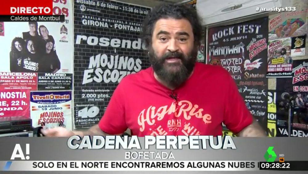"""El Sevilla, sobre la condena a una madre por abofetear a su hijo: """"Tenemos que lanzar un mensaje políticamente correcto, pero los cachetes no duelen"""""""