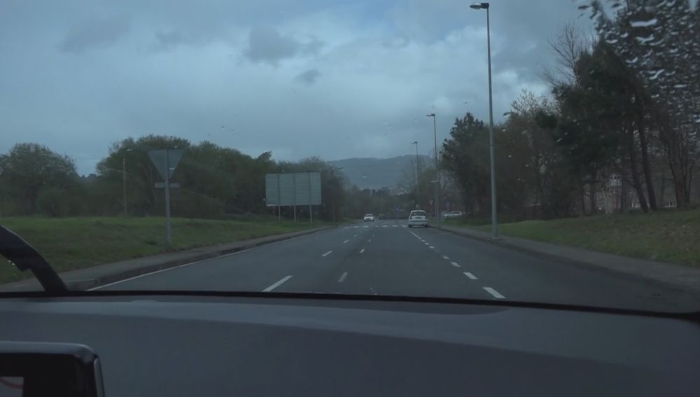 Distancia en carretera