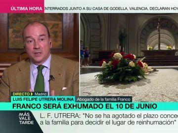 Abogado de la familia Franco