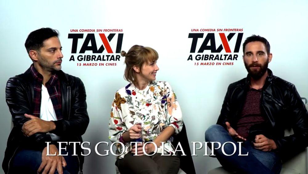 'Taxi a Gibraltar', la nueva película de Dani Rovira donde aprenderás a hablar el idioma del peñón