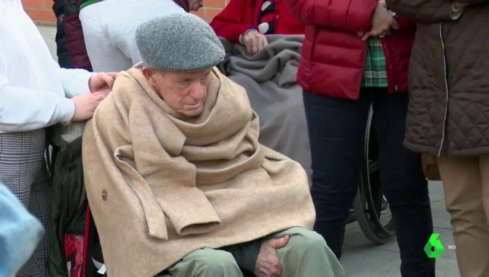 Anciano de una residencia