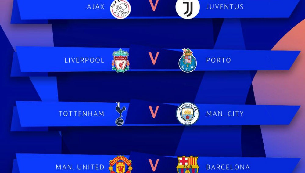 El Barcelona jugará contra el Manchester United en los cuartos de ...