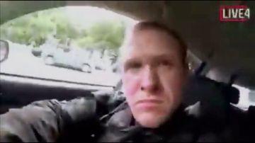 Brenton Tarrant, presunto autor de la masacre de Nueva Zelanda