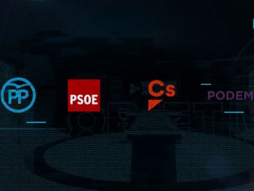 Debate económico en El Objetivo con PP, PSOE, Unidos Podemos y Ciudadanos