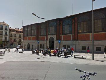 Plaza del mercado de Salamanca