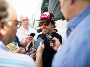 Fernando Alonso, en Sebring