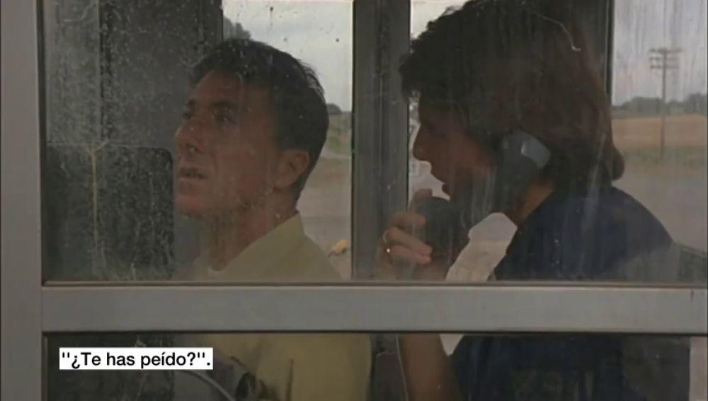 El pedo de Dustin Hoffman y otros accidentes que mejoraron una película