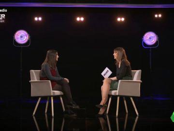 """María Sánchez: """"No he tenido nunca un referente femenino, y las mujeres del pasado necesitan ser reconocidas"""""""