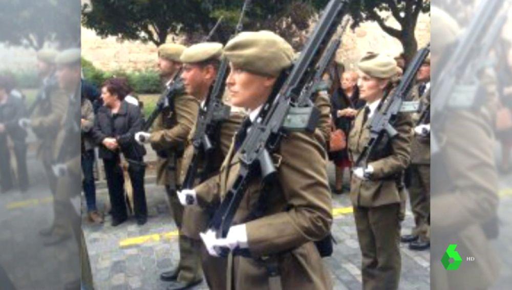 El Ejército expulsa a una víctima de violencia machista que estaba de baja por ansiedad y estrés postraumático