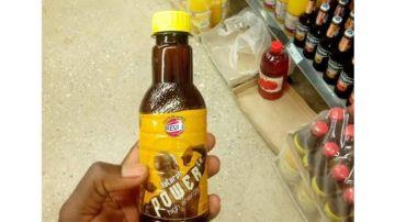 Power Natural High Energy Drink SX es popular entre los hombres de Zambia