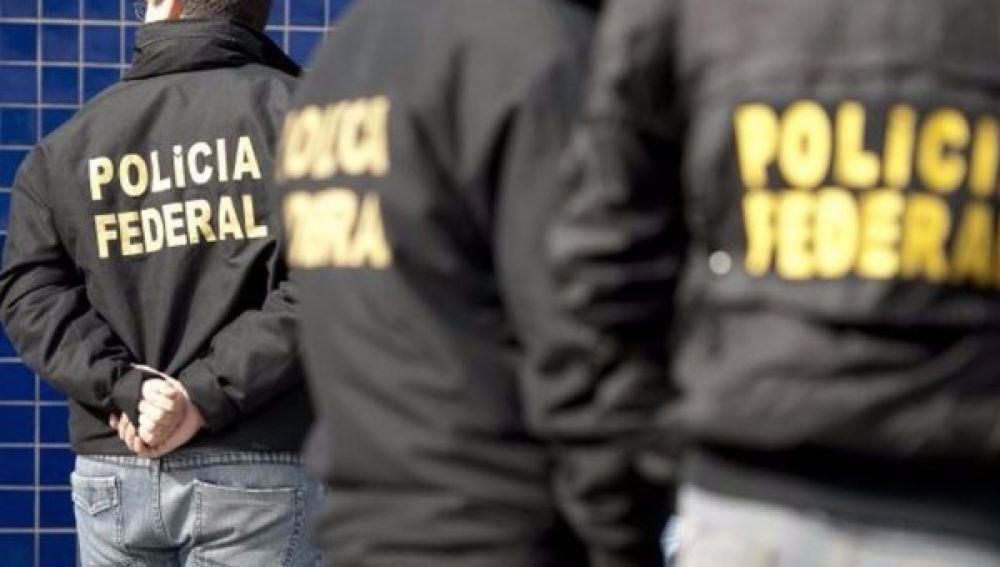 Policía Federal de Brasil