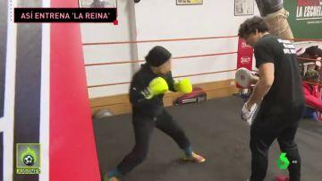 Así se prepara para el campeonato de Europa Miriam Rodríguez: dietas estrictas, sacrifico y mucho entrenamiento