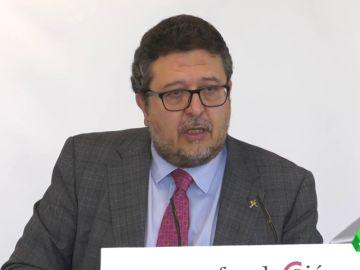 Francisco Serrano (Vox) niega la existencia de la brecha salarial
