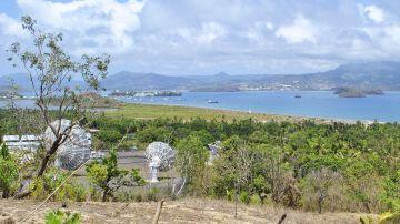 El fenómeno se originó a unos 50 kilómetros de la isla francesa de Mayotte