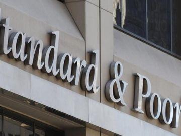 Imagen de la fachada de 'Standard and Poor's'