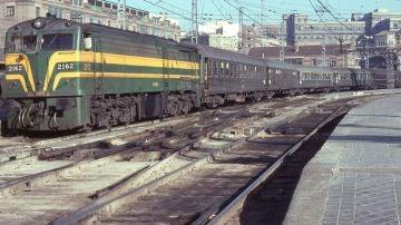 Tren Felipe II