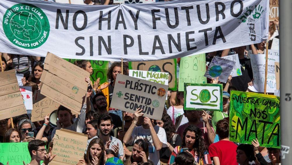 Manifestaciones por el planeta: PERFECTO pero... ¿para cuándo cambiar nosotros?