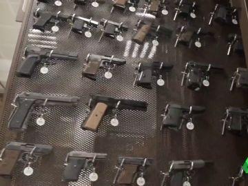 """Un cargo de Vox presume de sus armas: """"Con lo que tengo en casa puedo empezar la II Guerra Civil"""""""