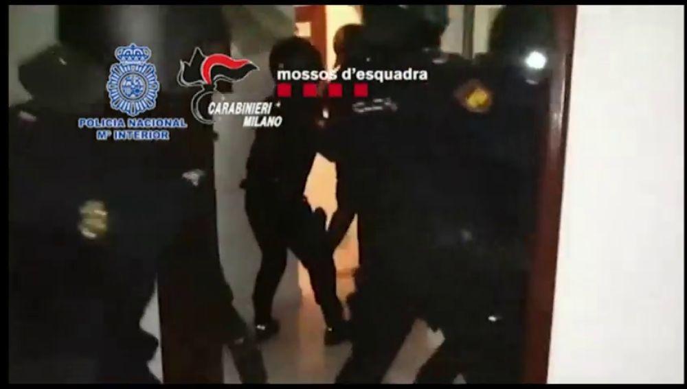 Envían a prisión a dos atracadores de 80 y 73 años por robar en bancos de Barcelona
