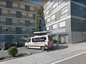 Imagen de la clínica donde un celador habría abusado de tres pacientes