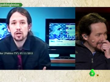 """Pablo Iglesias habla del vídeo de 2012 en el que defiende """"el derecho a llevar armas"""": """"Explicaba las bases de la democracia estadounidense"""""""