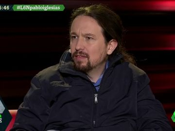 """Pablo Iglesias se reafirma en su crítica a los medios de comunicación: """"Decir que tienen más poder que los diputados es la verdad"""""""