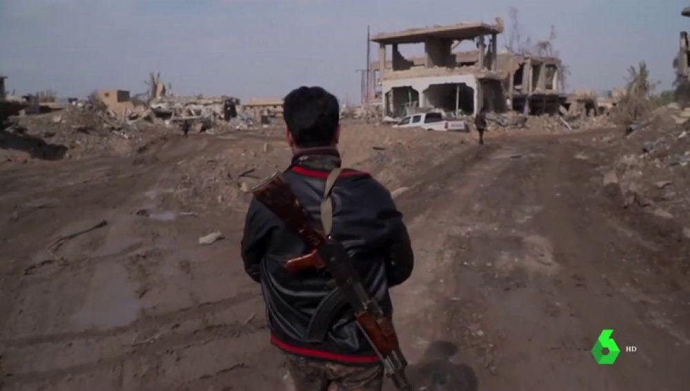 Ciudad siria de Baguz