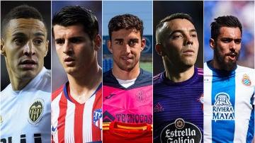 Casting del '9' para España