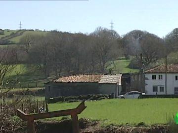 Una aldea de Lugo
