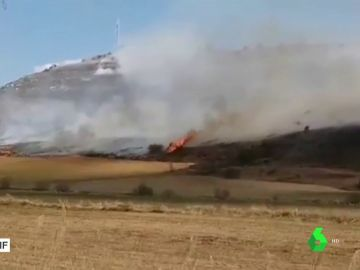 Imagen de incendio forestal