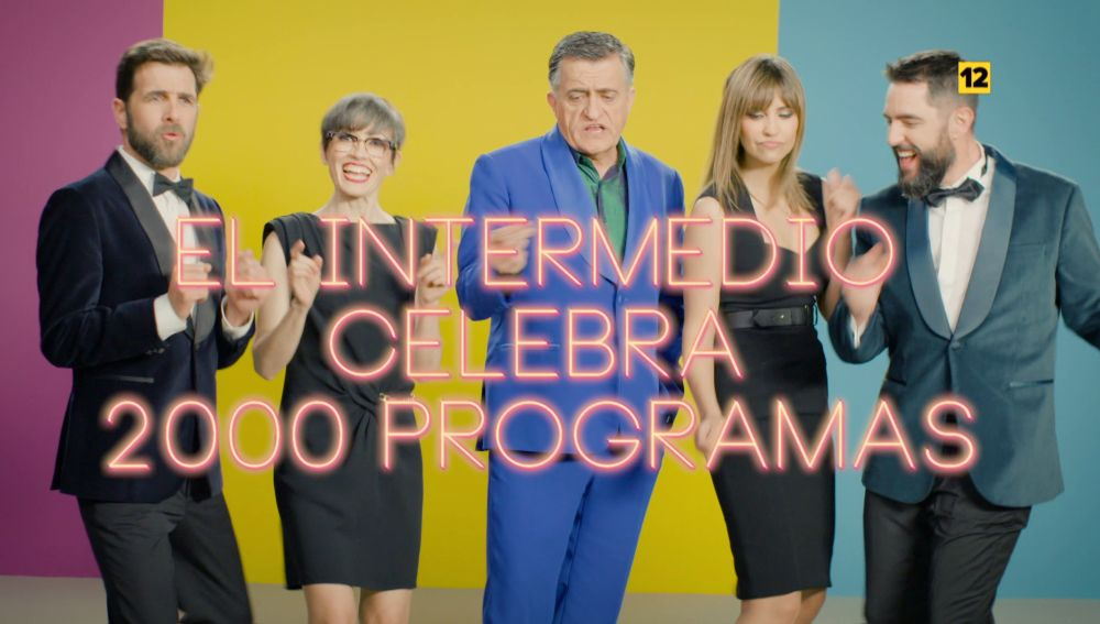 El Intermedio - cover