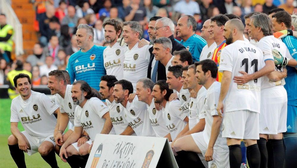 Las leyendas del Valencia