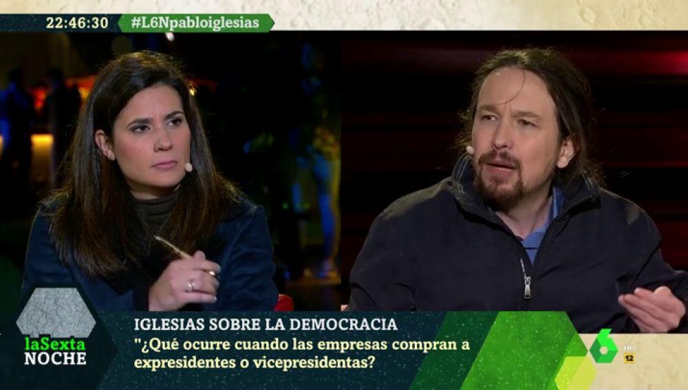 """Pablo Iglesias: """"Los bancos en España tienen más poder que los diputados y que el propio Tribunal Supremo"""""""