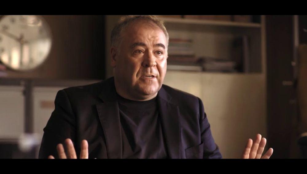 """Ferreras recuerda los ataques a los periodistas en Cataluña: """"Si David Fernández no aparece una noche, mi gente lo hubiera pasado mal"""""""