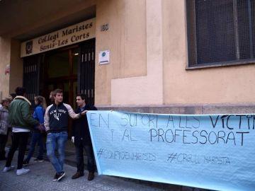 Comienza el juicio por los abusos sexuales del exprofesor de los Maristas de Sants-Les Corts