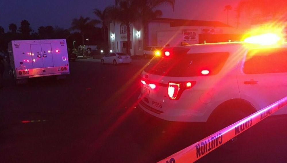Las autoridades investigan el incendio de una mezquita en Escondido, California
