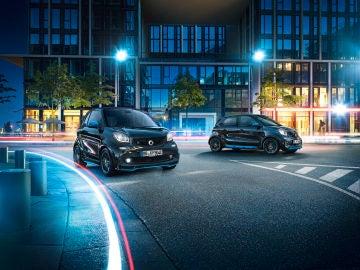 Smart lanza share4business, un servicio de vehículo compartido