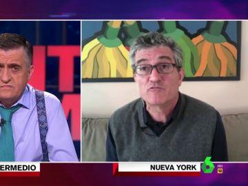 """Guillermo Fesser advierte sobre el carácter de Trump: """"Es un dictador, no es trigo limpio"""""""
