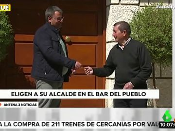 Bocos de Duero, el pueblo que vota a su alcalde en el bar para evitar que un intruso llegue al poder