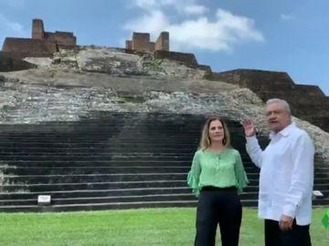 VÍDEO REEMPLAZO | López Obrador pide por carta a Felipe VI y al papa que se disculpen por la Conquista de México