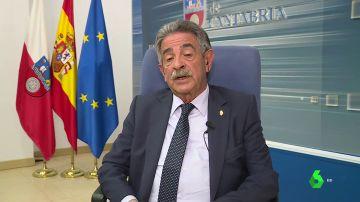 """Miguel Ángel Revilla: """"Si hay alguien que no se puede quejar de los medios de comunicación es Pablo Iglesias"""""""