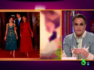 Josie habla de los looks de la reina Letizia y  Julianna Awada