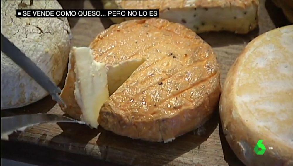 El queso que compras no es queso