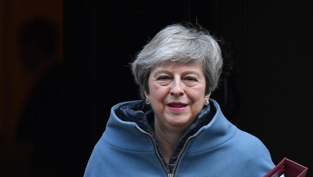 laSexta Noticias 20:00 (27-03-19) Theresa May dimitirá a cambio de que apoyen su acuerdo de Brexit