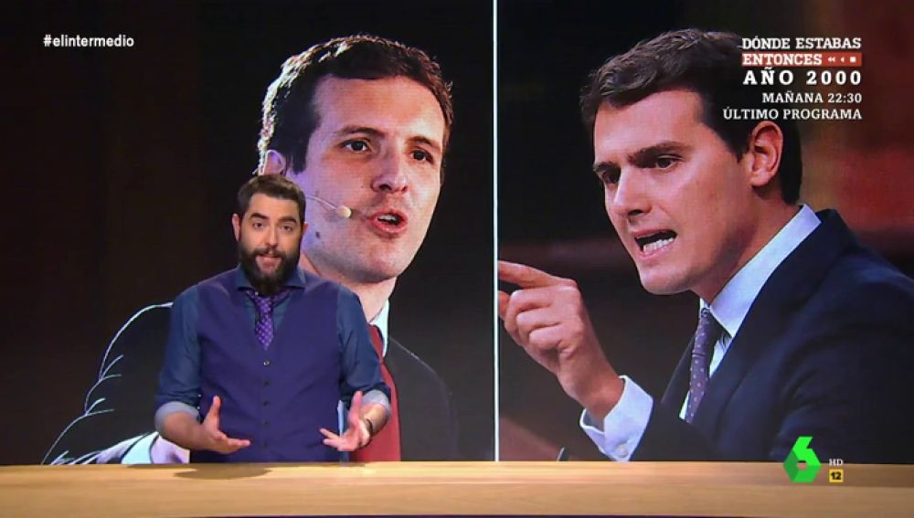 """Albert Rivera y Pablo Casado, o cómo su """"guerra"""" política podría terminar con """"toda su dignidad"""""""