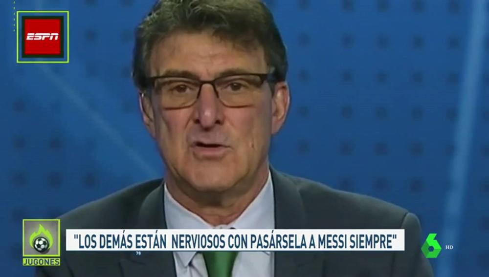 """El duro palo de Kempes a Messi: """"Va a la selección por dinero"""""""
