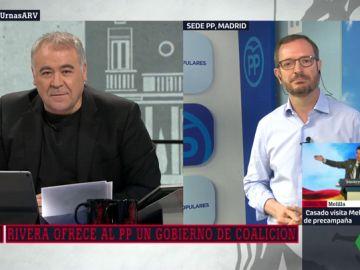 Javier Maroto en ARV