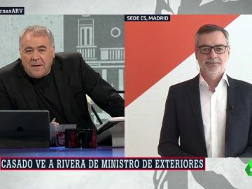 Villegas en ARV